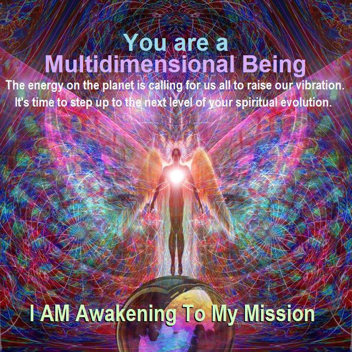 I AM Multidimensional