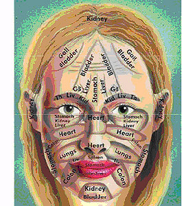 Face Reading For Healing – Physiognomy – Healthy Me Finances ~ The